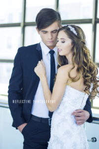 Mignon De Beer & Jan-Hendrik Meijer - Bridal Shoot - Reflective Photography (1)